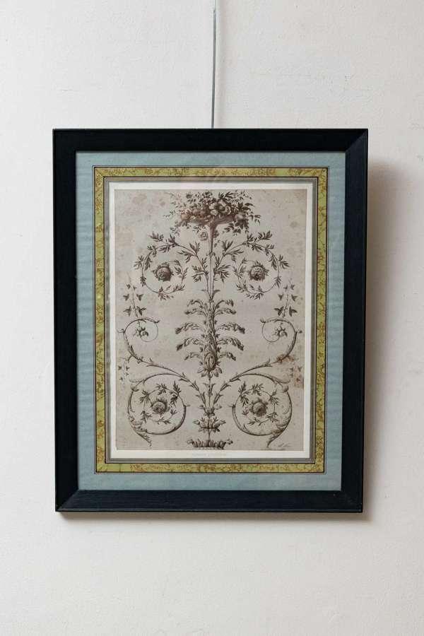 Grandeur D'Execution C19th, prints, (7) various sized